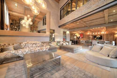 Chalet individuel MEGEVE  -  ref 58920 (picture 1)